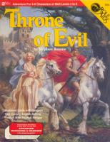 Throne of Evil