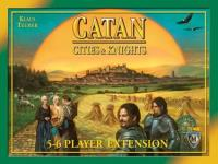 Cities & Knights 5-6 Player Extension (Revised Edition)
