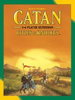 Cities & Knights 5-6 Player Extension (5th Edition)