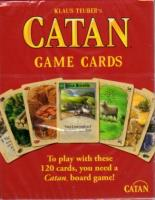 Settlers of Catan - Game Cards (2nd Printing)