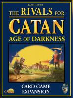 Rivals for Catan, The - Age of Darkness Expansion