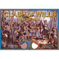 Clash of Wills - Shiloh, 1862