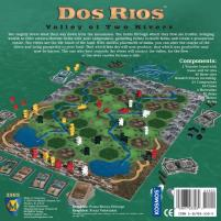 Dos Rios - Valley of Two Rivers
