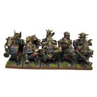 Abyssal Dwarf Army - Fantasy Battleset