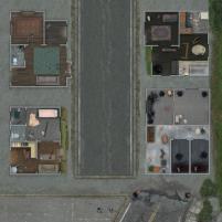 Deluxe Gaming Mat - Woodbury