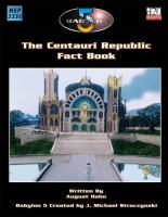 Centauri Republic Fact Book, The