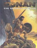 Conan - The Roleplaying Game (1st Printing)