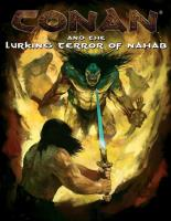 Conan and the Lurking Terror of Nahab