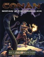 Bestiary of the Hyborian Age