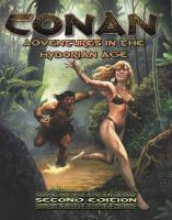 Adventures in the Hyborian Age
