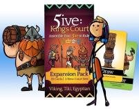 5ive - King's Court 5-6 Player Expansion Pack