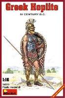 Greek Hoplite - IV Century B.C.