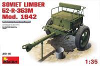 Soviet Limber 52-R-353M Model 1942