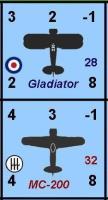 #11 w/Faith, Hope & Charity - Air Battles over Malta, 1940-45