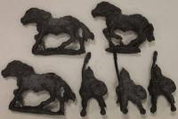 Ancients Cavalry w/Spear Collection #1