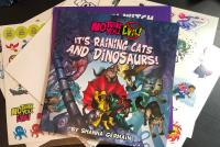 It's Raining Cats and Dinosaurs!