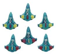 Eel Class Fighters - Bulk Pack