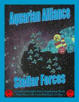 Fleet Book #2 - Aquarian Alliance, Stellar Forces