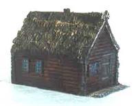 Borodino - Villager's House