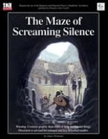 Maze of Screaming Silence, The