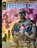 Freedom City (1st Edition)