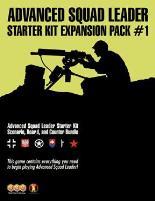 ASL Starter Kit - Starter Kit Expansion Pack #1 (1st Printing)