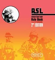 ASL Rule Book (2nd Edition, 2nd Printing)