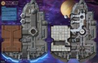 Poster Map #9 - Mass Transit #4, The Nova Eclipse & Offworld Docking Port