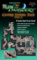 Terrain Card Set #6 - Cavern Tunnel Tiles Pack #2