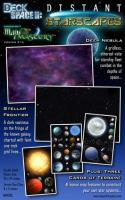 Poster Map #19 - Distant Starscapes, Deep Nebula & Stellar Frontier