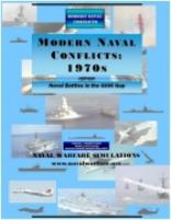 Modern Naval Conflicts - 1970's, Naval Battles in the GIUK Gap w/1980's Expansion