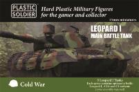 Leopard I - Main Battle Tank