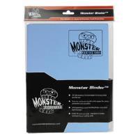 Monster Binder - 9 Pocket Pages, Matte Delta Blue