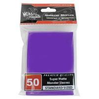 Standard CCG Size - Gloss Purple (50)