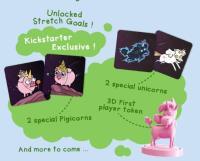 Kill The Unicorns (Kickstarter Exclusive)