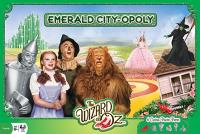 Wizard of Oz, The - Emerald City-Opoly