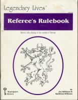 Referee's Rulebook