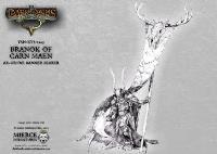 Branok of Carn Maen - Ax-Drune Banner Bearer