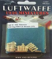 250Kg/500Lb Bomb