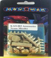 Accessories Pack #3 - Nexus Missiles