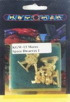 Mercs Space Dwarves #1