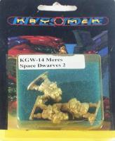 Mercs Space Dwarves #2