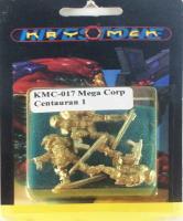 Centauran/Wolf Marines #1