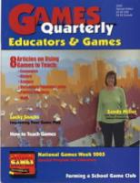 "2005 Special Edition ""Educators & Games"""