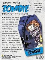 Zeven Card Zombie - Deck of the Dead
