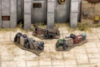 Junk Barricades