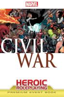 Civil War - Premium Event Book