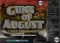 Guns of August - World War 1, 1914-1918