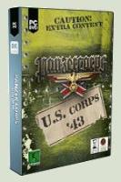 Panzer Corps - U.S. Corps '43 Expansion