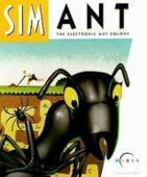 """SimAnt (Amiga 3.5"""")"""
